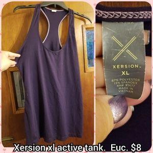 Xersion size Xl active tank